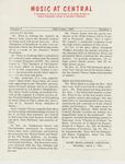 Music Newsletter 60F1