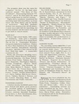 Music Newsletter 60F3