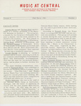 Music Newsletter 61F1