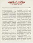 Music Newsletter 62F1
