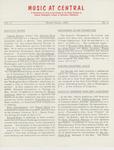 Music Newsletter 62W1