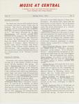 Music Newsletter 63SP1