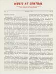 Music Newsletter 63SU1