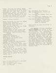 Music Newsletter 64F3