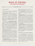Music Newsletter 64W1
