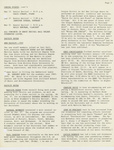 Music Newsletter 70W2