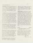 Music Newsletter 73W7