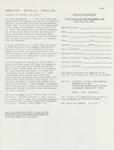 Music Newsletter 74W9