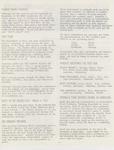 Music Newsletter 76W2
