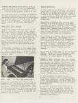 Music Newsletter 76W3