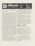 Music Newsletter 82SP1