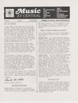 Music Newsletter 82W1