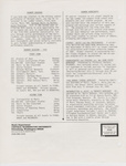 Music Newsletter 82W4