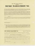 Music Newsletter 83F5