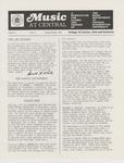 Music Newsletter 83SP1