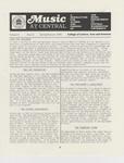 Music Newsletter 84SP1