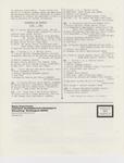 Music Newsletter 84SP4