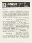 Music Newsletter 85F1