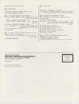 Music Newsletter 85SP4