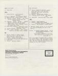 Music Newsletter 86F4