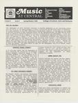 Music Newsletter 86SP1