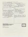 Music Newsletter 86W4