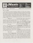 Music Newsletter 87SU1