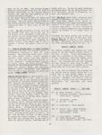 Music Newsletter 87SU2
