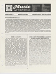 Music Newsletter 89SU1