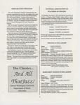 Music Newsletter 91F3