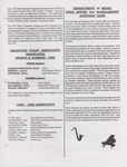 Music Newsletter 95F5