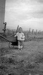Child, Wagon
