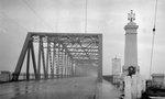 Bridge, Monument, Woman