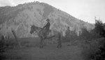 Woman, Horse