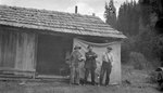Three Men, Cabin
