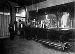 Three men in Saloon