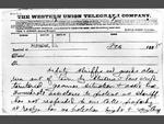 Telegram, December 1888, part 2