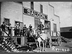 Casassa's Saloon, Ronald, Washington