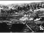 Mine Power House, Roslyn, Washington