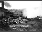 After Roslyn Mine Explosion