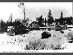 Boiler House, Mine No. 8, Roslyn, Washington
