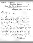 C. H. Rathbum Telegram