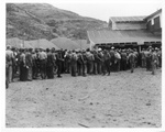 Laborers at Grand Coulee Dam