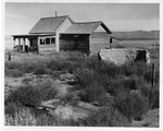 Abandoned House and Well, Columbia Basin Area