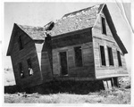 Abandoned House of a Dry Farmer, Quincy Basin
