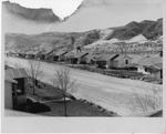 Worker Housing at Grand Coulee Dam