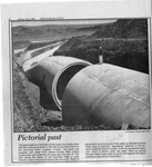 Giant Irrigation Pipe