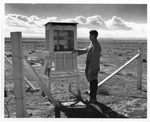 Weather Station near Quincy, Washington