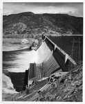 Waterfall, Grand Coulee Dam