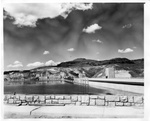 View of Coulee Dam and Lake Roosevelt